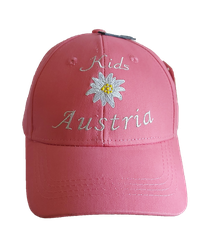 Kappe Kids Austria pink