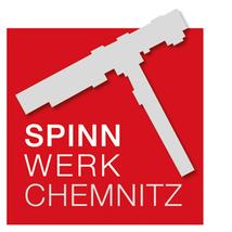 Spinnwerk Chemnitz, gewerbliche Vermietung, Logo,