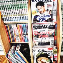 千葉ヘアサロンのおもしろい雑誌&漫画写真