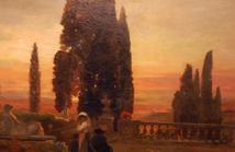 Oswald Achenbach (1827- 1905) Limit: 2.500 € | Zuschlag: 6250 €