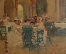Wilhelm Schreuer (1866 - 1933) Limit: 2.500 € | Zuschlag: 6250 €