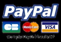 Compte PayPal sécurisé