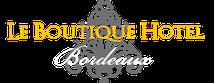 Logo Le Boutique Hôtel Bordeaux