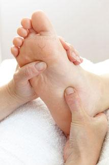 Relajación en tus pies