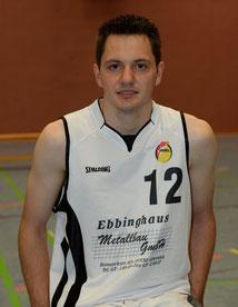 Rundholz erstmals Top-Scorer