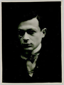 Tristan Tzara 1896 - 1963