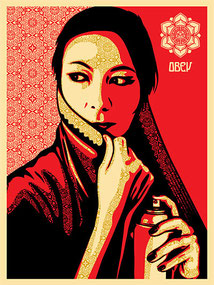 Shepard Fairey Commanda