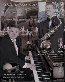 SENSUAL Jazz Duo, CH/D