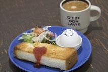レギュラーモーニング カフェ