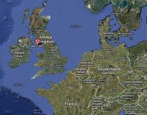 Isle of Man, Image: Google Maps