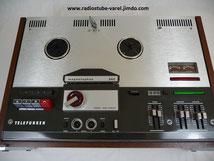 Telefunken Magnetophon 242 HiFi