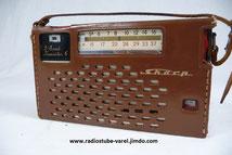 Sharp Six Transistor TRL 237 Bj. 1959