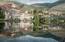 Visegrad, Bosnien-Hercegovina, Ivo Andric, Die Brücke über die Drina