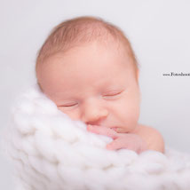 Our photographers make great newborn shoots.
