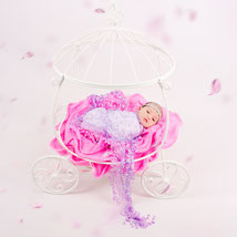 Your cake smash is incomplete without original props. See our wide variety of dresses and decorations.