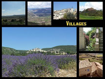 Villages de Haute-Provence