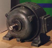 Elektromotor ausserhalb der IEC Norm ca 1,1 KW ein veralteter Typ
