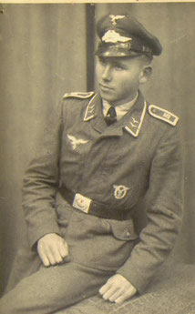 Fähnrich Erwin Schliwinski
