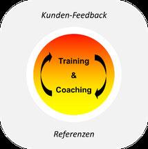 Referenzen: Persönlichkeit entwickeln: beruflicher Erfolg
