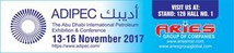 ADIPEC 2017 the largest Gas and Oil Event, meet as in Hall 1