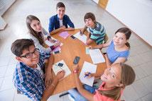 Ateliers d'écriture collégiens