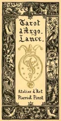 Le tarot d'Argolance - Boîte