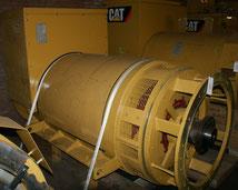 Génératrice CAT SR4 Caterpillar de 1825Ekw/400V/50Hz, Frame 827 - Les occasions Lamy Power