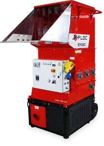 EM 300 Dämmstoff-Einblasmaschine