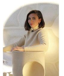 Olivia Cognet, ceramiste LA, los angeles, céramique vallauris, pièces uniques
