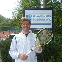 Wuppertal Tennistrainer der Tennisschule Garbe
