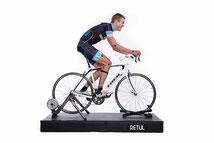 Precio estudio biomecánico 1 bicicleta carretera - ©Biomecánica 3D