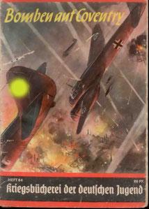 Cover des Heftes Bomben auf Coventry