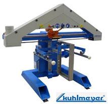 Einband-SChleifmaschine EBS Compact von Kuhlmeyer