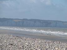 Baie de Somme, Eloge de la lenteur,  sorties Art et Nature, Art et Nature, espaces naturels, Ault, galets