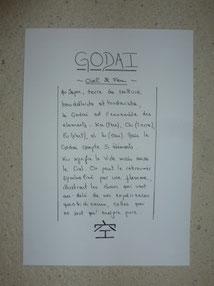 """Présentation des  cieux dits """"GODAI"""" de Chris sur le """"5ème élément"""""""