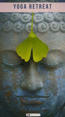 Yoga Retreat - für mehr Gesundheit, Wohlbefinde und Gelassenheit im Leben