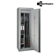 Wertheim Waffenschrank VB40; presented by Egger Tresore Safes