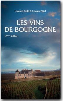 Les Vins de Bourgogne livre de Sylvain Pitiot et Jean-Charles Servant