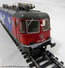 Märklin 37321 MFX + Sound H0 E-Lok Re 620 der SBB/CFF Schweiz Cargo