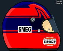 Gilles Villeneuve by Muneta & Cerracín