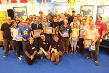 Teilnehmer der CC-DM 2014 (Archivbild)