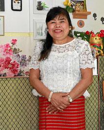 Lizensierte Masseuse Urai Sonntag des Sabay Massagestudios in Binzen