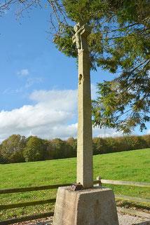 Photo - La croix de la Méancerie