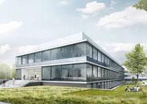 Neubau des Forschungsgebäudes SupraFAB Berlin