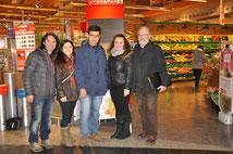 mit ÖzLem Sakal, Agazia Nabizada und Sara Kapeller