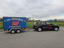 VW Touareg 3.0 Tdi Automatic mit Anhänger