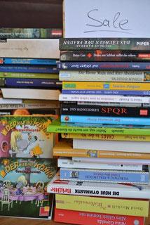 Haushalt organisieren - Bücher ausmisten und verkaufen