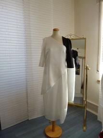 Chanel-Stil, Festkleid, Massanfertigung, Wunschkleid
