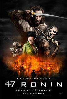 Keanu Reeves se fait accepter par les samouraïs (©UPI)