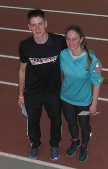 Jonas Mockenhaupt & Sarah Eichenauer